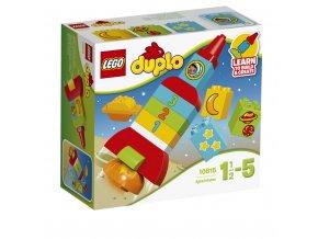 LEGO 10815 DUPLO Moje první raketa