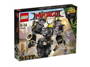 Lego 70632 Ninjago Robot zemětřesení