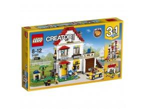Lego 31069 Creators rodinná vila
