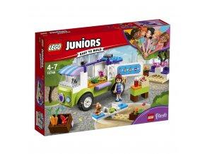 LEGO 10749 Juniors Mia a trh s biopotravimani