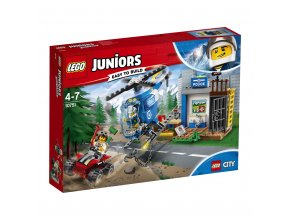 LEGO 10751 Juniors Policejní honička
