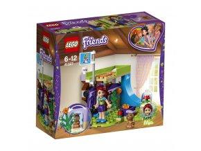 LEGO 41327 Friends Mia a její ložnice