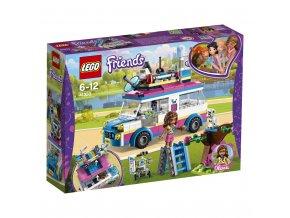 LEGO 41333 Friends Olivia a její vozidlo