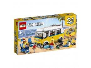LEGO 31079 Creators surfařská dodávka