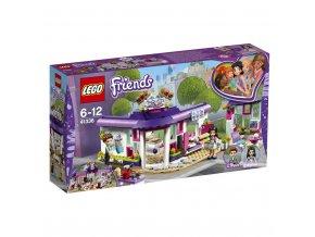 LEGO 41336 Friends Emma a umělecká