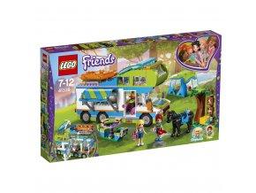 LEGO 41339 Friends Mia a její karavan