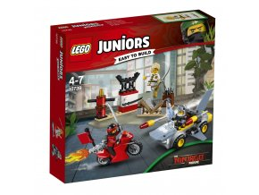 LEGO 70739 Juniors zraloci utoci