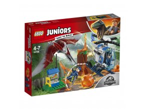 LEGO 10756 Jurassic World Útěk Pteranodona