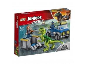 LEGO 10757 Jurassic World Vozidlo pro záchranu Raptora
