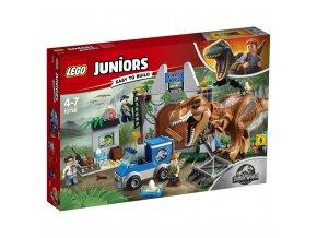 LEGO 10758 Jurassic World Útěk T. rexe