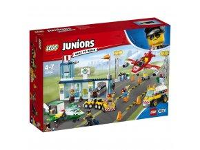 LEGO 10764 Juniors Hlavní městské letiště
