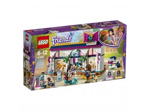 LEGO 41344 Friends Andrea a její obchod s módními doplňky