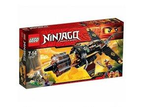 LEGO 70747 Ninjago Odstřelovač balvanů