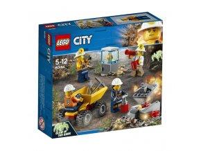 LEGO 60184 City Důlní tým