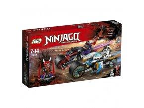 LEGO 70639 Ninjago Pouliční závod