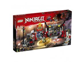 LEGO 70640 Ninjago S.O.G. Základna