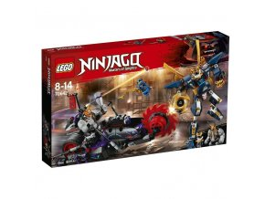 LEGO 70642 Ninjago killow vs.
