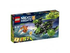 LEGO 72003 Nexo Knights Běsnící