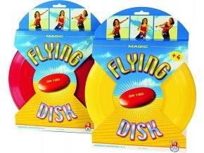 Androni-létající disk 24cm - frisbee 120gr.