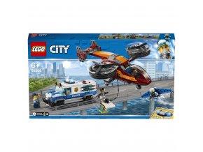 LEGO 60209 City Letecká policie a loupež diamantu