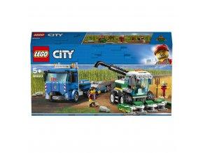 LEGO 60223 City Kombajn