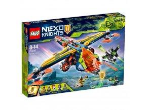 LEGO 72005 Nexo Knights Aaronův