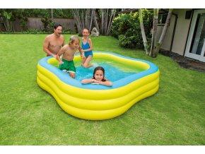 Intex rodinný bazén 229×229×56 cm