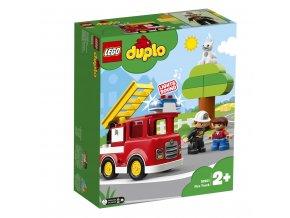 LEGO 10901 Duplo Hasičské auto