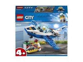 LEGO 60206 City Hlídka Letecké policie