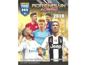 PANINI FIFA 365 2018/2019 - ADRENALYN - binder