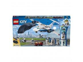 LEGO 60210 City Základna Letecké policie