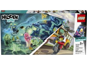 LEGO 70423 Hidden Side Paranormální autobus 3000