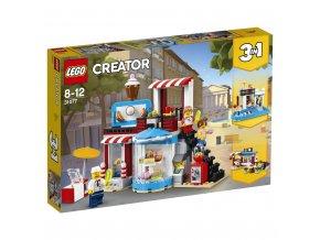LEGO 31077 Creators Cukrárna