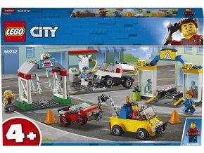 LEGO 60232 City Town Autoservis