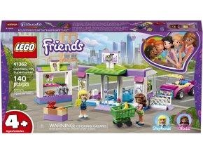 LEGO 41362 Friends Supermarket v městečku Heartlake