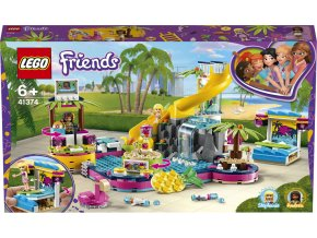 LEGO 41374 Friends Andrea a party u bazénu