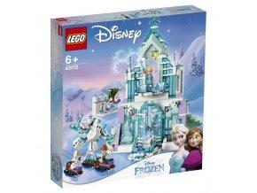 LEGO 43172 Disney Elsa a její kouzelný ledový palác