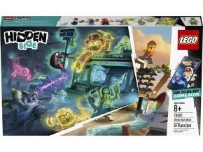 LEGO 70422 Hidden Side Útok na stánek s krevetami