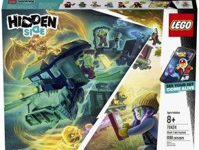 LEGO 70424 Hidden Side Vlak duchů