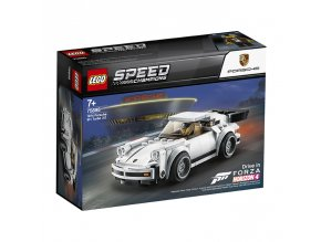 LEGO 75895 Speed Champions 1974 Porsche 911 Turbo 3.0