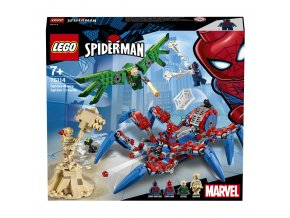 LEGO 76114 Super Heroes Spiderman pavoukolez