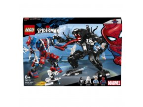 LEGO 76115  Super Heroes Spiderman Mech vs. Venom