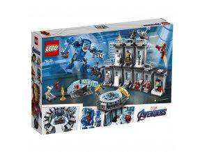 LEGO 76125 Super Heroes Iron Man a jeho obleky