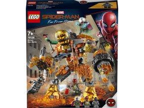 LEGO 76128 Super Heroes Boj s Molten Manem