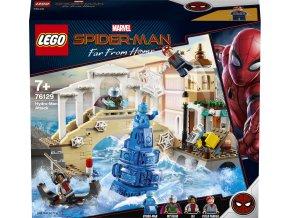 LEGO 76129 Super Heroes Hydro-Manův útok