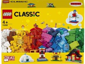 LEGO 11008 Classic Kostky a domky