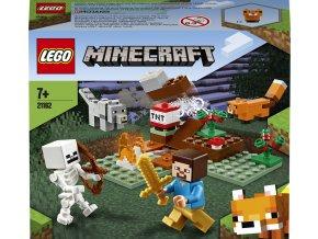 LEGO 21162 Minecraft Dobrodružství v tajze