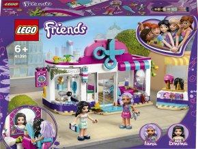 LEGO 41391 Friends Kadeřnictví v městečku Heartlake