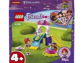 LEGO 41396 Friends Hřiště pro štěňátka