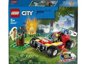 LEGO 60247 City Lesní požár